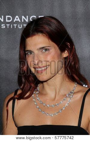 Lake Bell at the Sundance Institute Benefit Presented by Tiffany & Co., Soho House, Los Angeles, CA 06-06-12