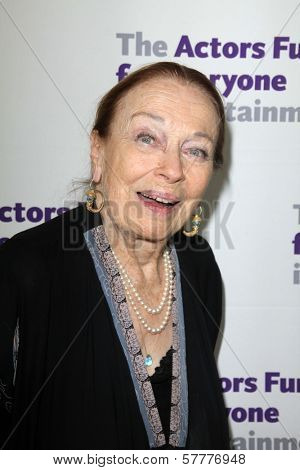 Patricia Morison at the Actors Fund 16th Annual Tony Awards Party honoring Jason Alexander, Skirball Center, Los Angeles, CA 06-10-12