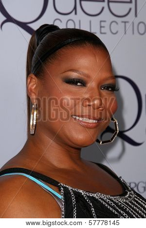Queen Latifah at Queen Latifah's Birthday Party presented by Cover Girl Queen Collection. Club Light, Hollywood, CA. 03-28-09