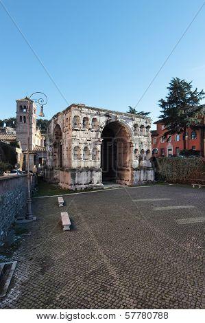 Janus Arch