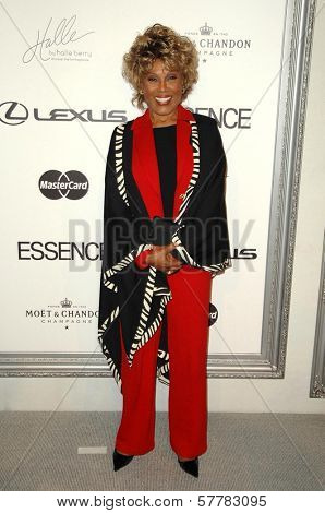 Ja'net DuBois at the 2nd Annual Essence Black Women in Hollywood Awards Luncheon. Beverly Hills Hotel, Beverly Hills, CA. 02-19-09
