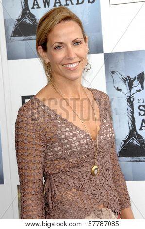 Sheryl Crow  at the 2009 Film Independent's Spirit Awards. Santa Monica Pier, Santa Monica, CA. 02-21-09