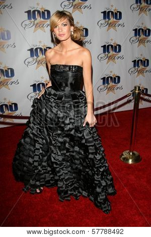Jasmine Dustin at the 19th Annual Night Of 100 Stars Gala. Beverly Hills Hotel, Beverly Hills, CA. 02-22-09