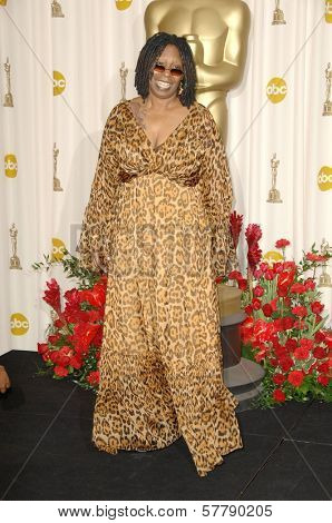 Whoopi Goldberg in the Press Room at the 81st Annual Academy Awards. Kodak Theatre, Hollywood, CA. 02-22-09