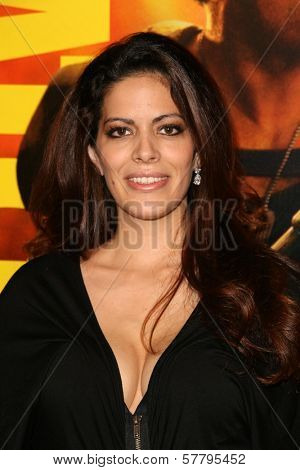 Sol E. Romero at the U.S. Premiere of 'Watchmen'. Grauman's Chinese Theatre, Hollywood, CA. 03-02-09