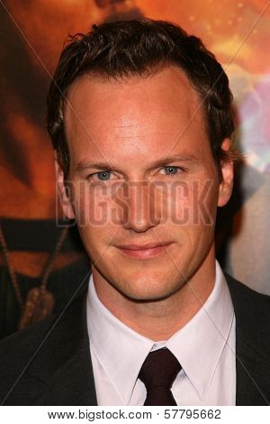 Patrick Wilson at the U.S. Premiere of 'Watchmen'. Grauman's Chinese Theatre, Hollywood, CA. 03-02-09