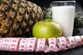 Kefir And Fruit Diet