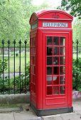 Постер, плакат: Телефон Box Лондон