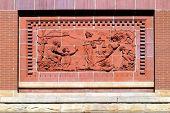 Courthouse Fresco