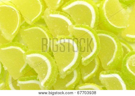 Lemon Slices Confection