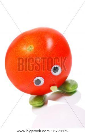 Bashful Tomato
