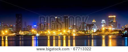 Night Scene Cityscape