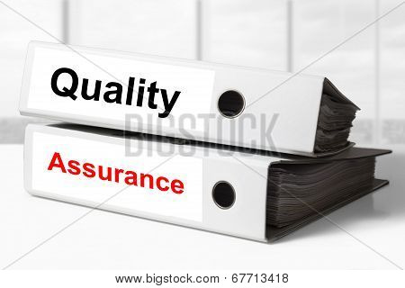 office binders quality assurance