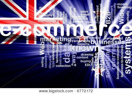 Flag Of New Zealand E-commerce