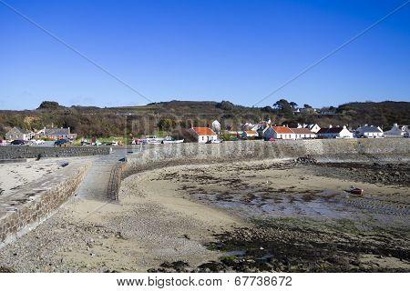 Guernsey Coastline