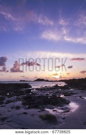 Guernsey Sunset