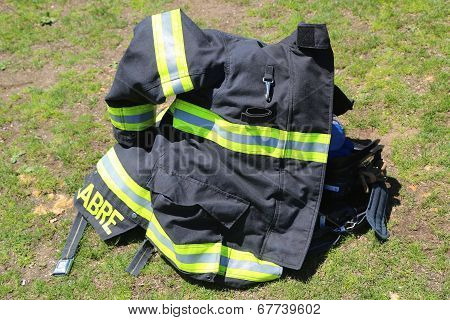 Fire fighter gear