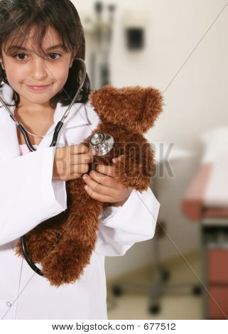 Teddy Bear Check Up