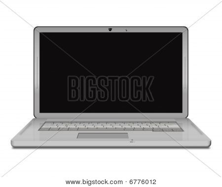 Detailed Laptop