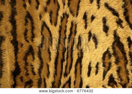 Jaguar Leopard Fantasy Fabric Fur Texture
