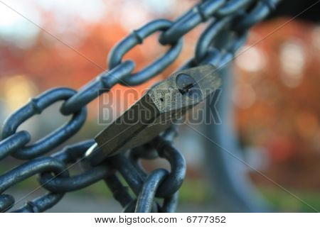 PadLock in the Fall