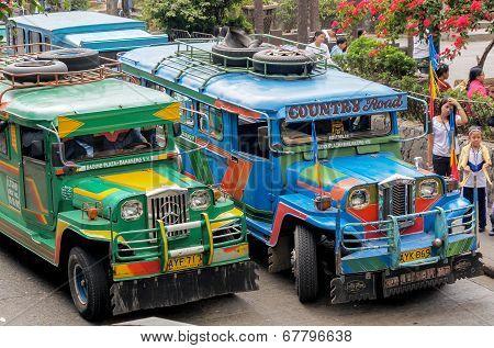 Philippine Jeepneys