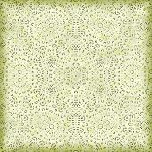 picture of khakis  - Vintage background with khaki abstract concentric pattern - JPG