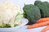stock photo of crudites  - Broccoli - JPG