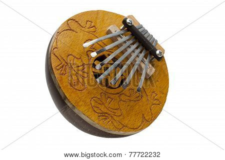Coconut Kalimba Thumb Piano
