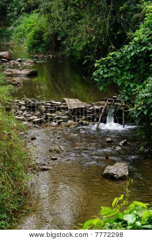 Improvised Run-of-Stream Micro-Hydro Electricity Generation