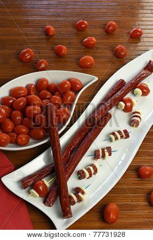 Fresh Beef Snack Sticks