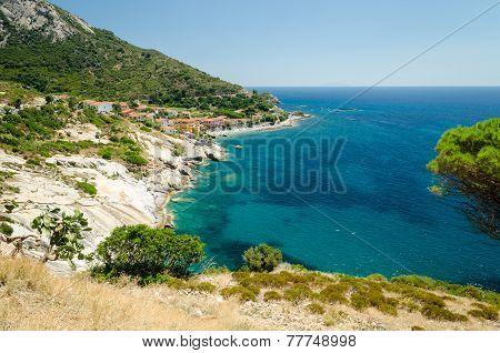 Pomonte, Isola D'elba (italy)
