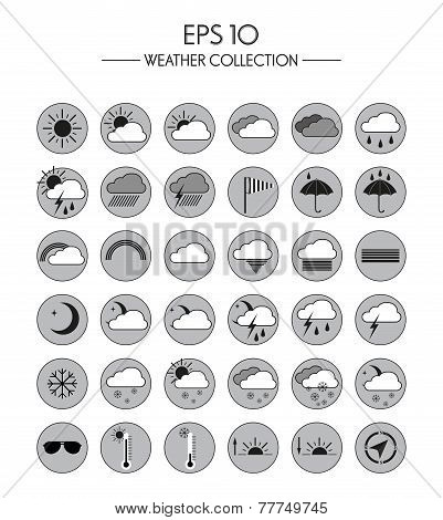 Weather Design Elements