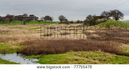 Tilbury Essex UK Coalhouse Fort