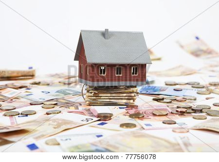 House With A Lot Of Money