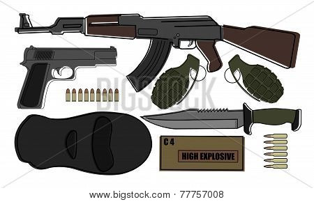 Military Weapon Pack