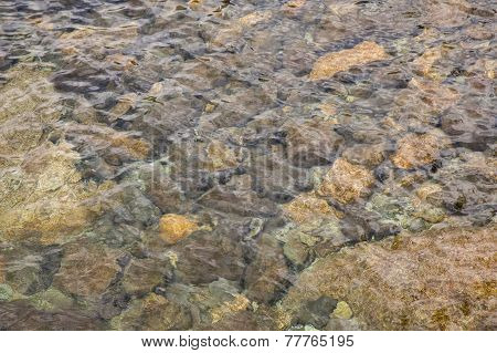 Abstract Background - Lake Tahoe