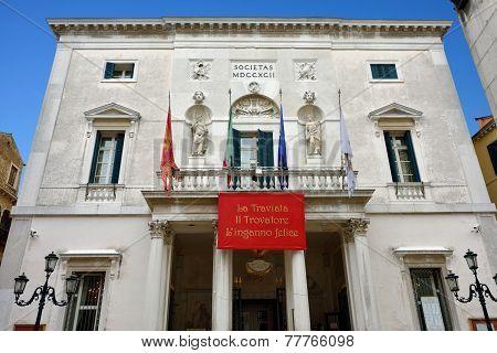 Venice - Teatro La Fenice