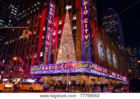 Holidays Radio City