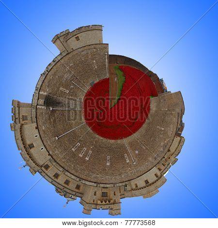 Tower of London Poppy Golbe