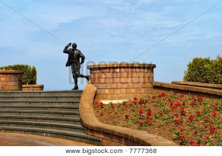 Eric Morecambe Statue