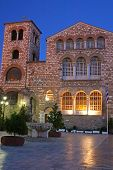pic of macedonia  - Agios Dimitrios church  in Thessaloniki - JPG