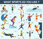 foto of archery  - Sports icons set with cycle racing archery football swimming isolated vector illustration - JPG