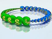 Voracious Caterpillars Are Chasing Each Other And For The Money poster