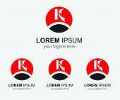 stock photo of letter k  - K letter logo  - JPG