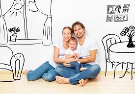 stock photo of family planning  - Concept family - JPG
