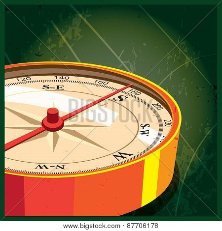 Compass South