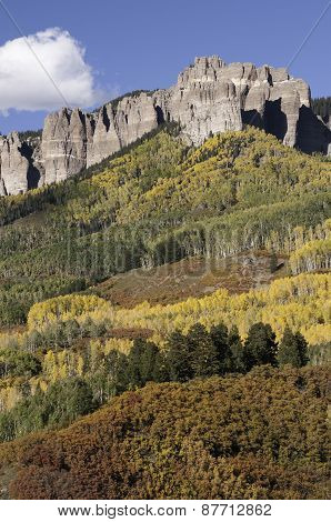 Cimmarron Ridge Uncompahgre National Forest