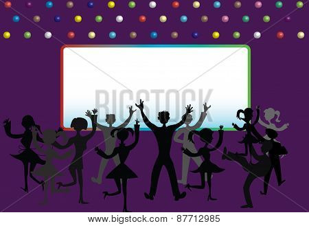 Disco audience
