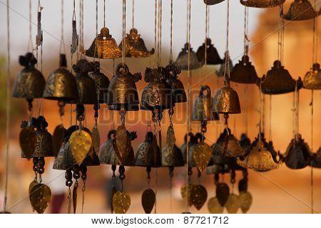 Burmese Temple Bell